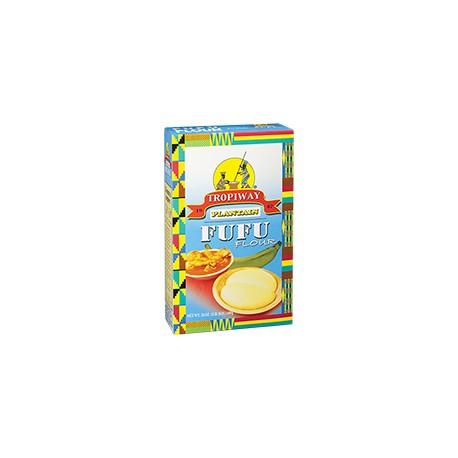 Farine de Banane plantain - TROPIWAY