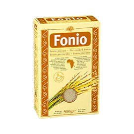 Fonio - RACINES
