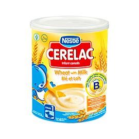 Céréales Blé - NESTLE