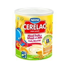 Céréales blé-5 fruits - NESTLE