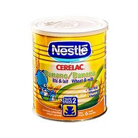 Céréales Blé-Banane - NESTLE