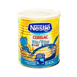Céréales riz - NESTLE