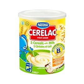 Cérélac 3 céréales - NESTLE