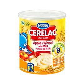 Cérélac Pomme, blé et lait - NESTLE