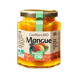 CONFITURE DE MANGUE - RACINES BIO