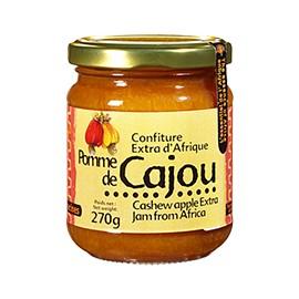 Confiture Extra Pomme de Cajou - RACINES