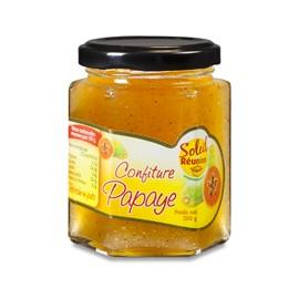 Confiture Papaye - SOLEIL REUNION