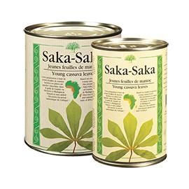Feuilles de manioc Saka-Saka - RACINES