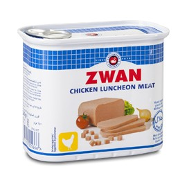 Luncheon meat poulet - ZWAN