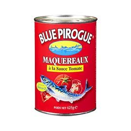 Maquereaux à la sauce tomate - BLUE PIROGUE