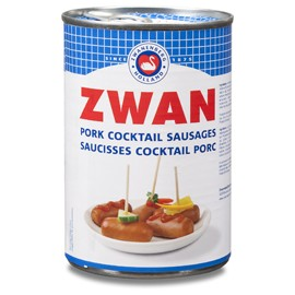 Saucisses cocktail porc - ZWAN