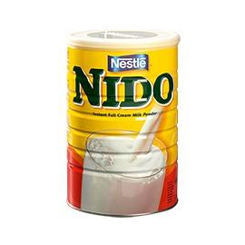 Lait entier en poudre NIDO - NESTLE