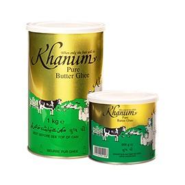 Pure butter Ghee - KHANUM