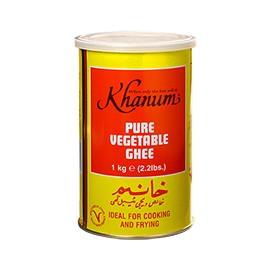 Vegetable Ghee - KHANUM