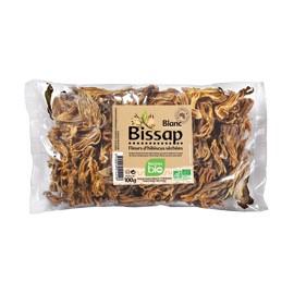 Fleurs de BISSAP blanc séchées - RACINES BIO