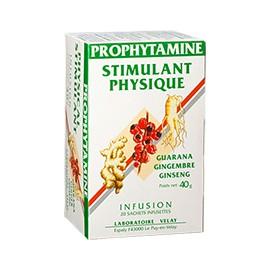 Infusion «Stimulant Physique» - PROPHYTAMINE