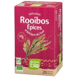 ROOIBOS épices - RACINES BIO