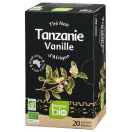 Thé noir vanille TANZANIE- RACINES BIO