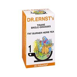 Tisane Brûle graisse - DR ERNST'S