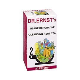 Tisane dépurative - DR ERNST'S