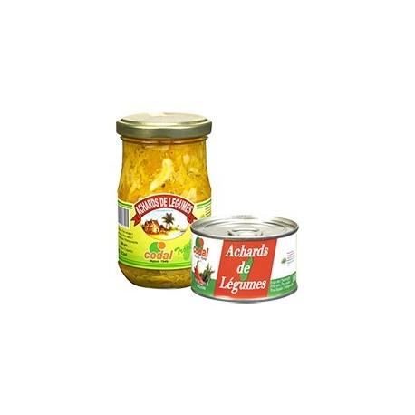 Achards de légumes - CODAL 130g