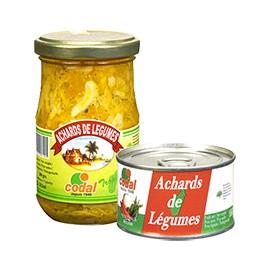 Achard de Légumes - CODAL