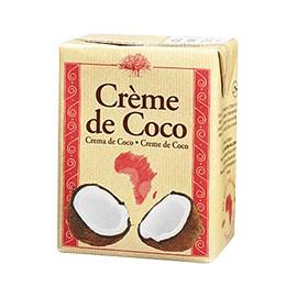 Crème de coco RACINES - Briquette UHT