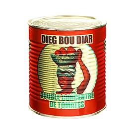 Double concentré de tomates - DIEG BOU DIAR