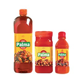 Huile de palme rouge - PALMA